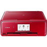 Canon PIXMA TS8152 červená