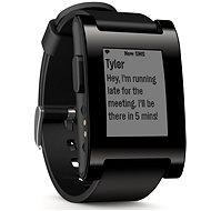 Pebble Smartwatch černé