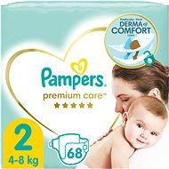 PAMPERS Premium Care vel. 2 Mini (80 ks)