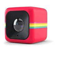 Polaroid Cube+ červená