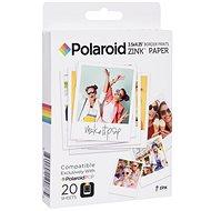 "Polaroid Zink 3x4"" 20ks"