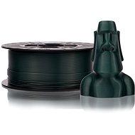 PLASTY MLADEČ 1.75mm PLA 1kg metalická zelená