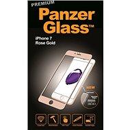 PanzerGlass Premium pro iPhone 7 růžovo zlaté