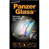 PanzerGlass Premium pro Samsung Galaxy S6 edge zlaté