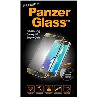 PanzerGlass Premium pro Samsung Galaxy S6 edge+ zlaté