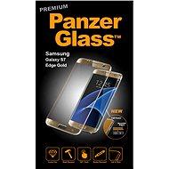 PanzerGlass Premium pro Samsung Galaxy S7 edge zlaté