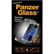 PanzerGlass Premium pro Samsung Galaxy S7 edge stříbrné