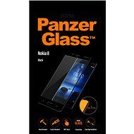 PanzerGlass Edge-to-Edge pro Nokia 8 černé
