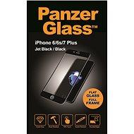 PanzerGlass Edge-to-Edge pro Apple iPhone 6/6s/7 Plus černé (CaseFriendly)
