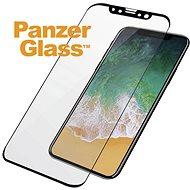 PanzerGlass pro Apple iPhone X Premium, Černé