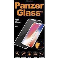 PanzerGlass pro Apple iPhone X Premium Bílé