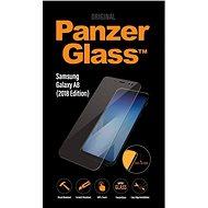 PanzerGlass Edge-to-Edge pro Samsung Galaxy A8 Plus (2018) čiré