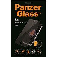 PanzerGlass Edge-to-EdgePrivacy pro Apple iPhone 5/5s/SE