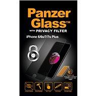 PanzerGlass Standard Privacy pro Apple iPhone 6/6s/7/8 Plus