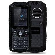 MyPhone Hammer Plus černý