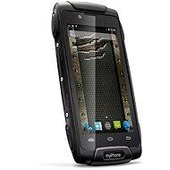 MyPhone Hammer Axe černý Dual SIM