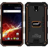 MyPhone Hammer Energy oranžovo-černý
