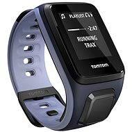 TomTom GPS hodinky Runner 2 (S), modrá/fialová