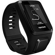TomTom GPS hodinky Spark 3 Cardio (L) černý