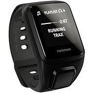 TomTom GPS hodinky Spark Fitness Cardio + Music (S), černá