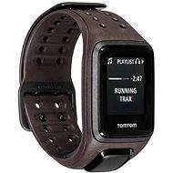 TomTom GPS hodinky Spark Fitness Cardio + Music (L), hnědý