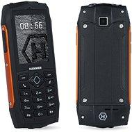 MyPhone HAMMER 3 PLUS oranžový