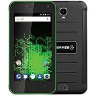 MyPhone HAMMER Active zelený