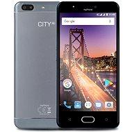 MyPhone City XL stříbrný