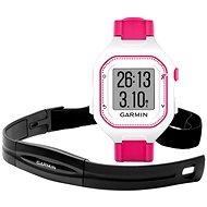Garmin Forerunner 25 HR White/Pink (vel. S)
