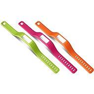 Garmin Řemínky pro vívofit, orange, pink, green