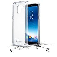 Cellularline CLEAR DUO pro Samsung Galaxy A8 (2018)
