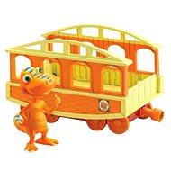 Dinosaur Train - Bráška s vagónkem