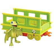 Dinosaur Train - Prcek s vagónkem