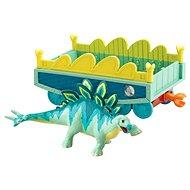 Dinosaur Train - Morris s vagónkem