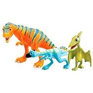 Dinosaur Train - Boris, Oren a paní Pteradonová