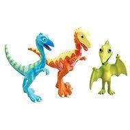 Dinosaur Train - Derek, Ollie a pan Pteranodon