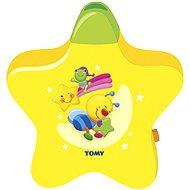 Hudební projektor - Žlutá hvězda