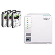 QNAP TS-328 + 3x4TB HDD RAID5