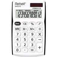 REBELL SHC 312 černo/bílá