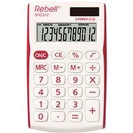 REBELL SHC 312 bílo/červená