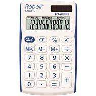 REBELL SHC 312 bílo/modrá