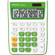 REBELL SDC 912 bílo/zelená