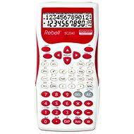 REBELL SC2040 červeno/bílá