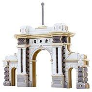 Dřevěné 3D Puzzle - Brána Tsinghua