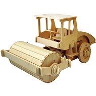 Dřevěné 3D Puzzle - Válec na dálkové ovládání