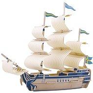 Dřevěné 3D Puzzle - Dřevěný koráb Gothenborg