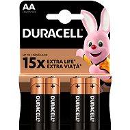 Duracell Basic AA 4 ks