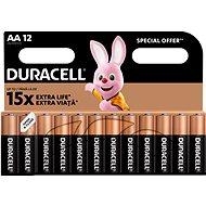 Duracell Basic AA 12 ks