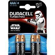Duracell Turbo Max AAA 4 ks (edice StarWars)