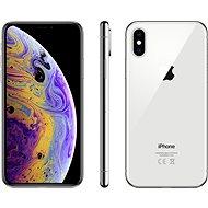 APPLE iPhone Xs 64GB stříbrná
